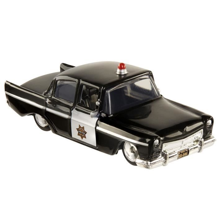 LES INDESTRUCTIBLES 2 Die Cast Voiture police 1/64