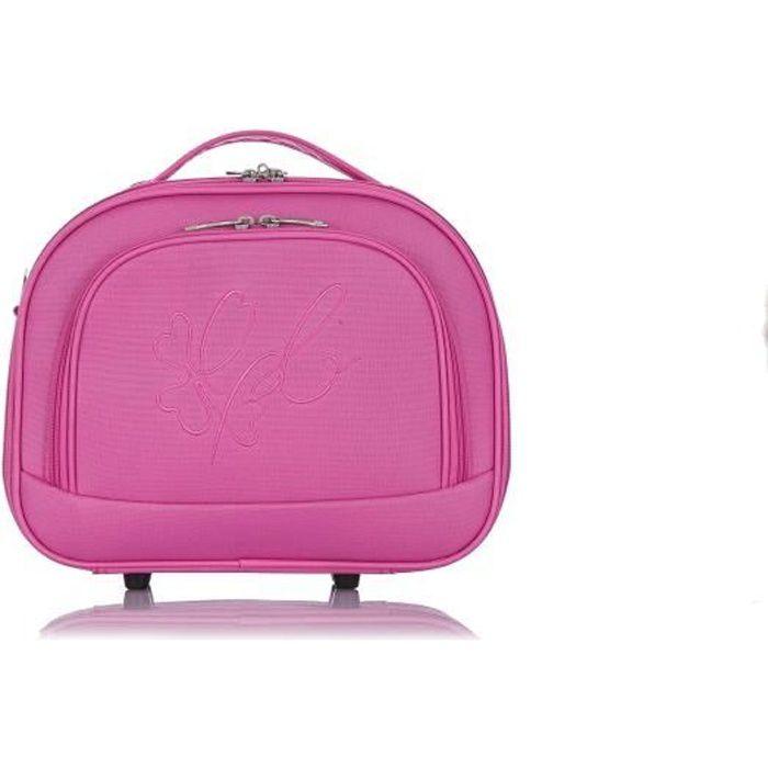 LES P'TITES BOMBES Vanity Souple 18 cm ANNA Pink