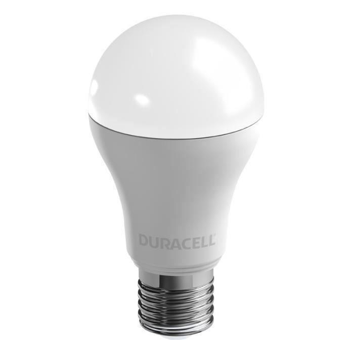 AMPOULE - LED DURACELL Ampoule LED E27 12,5 W équivalent 100 W b