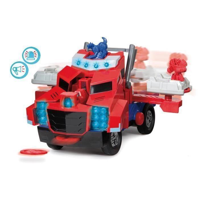destockage transformers majorette optimus prime camion lance disque camion enfant au meilleur. Black Bedroom Furniture Sets. Home Design Ideas