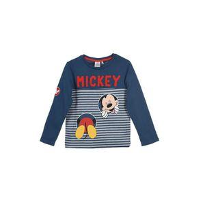 T-SHIRT DISNEY MICKEY T-shirt Bleu Enfant Garçon
