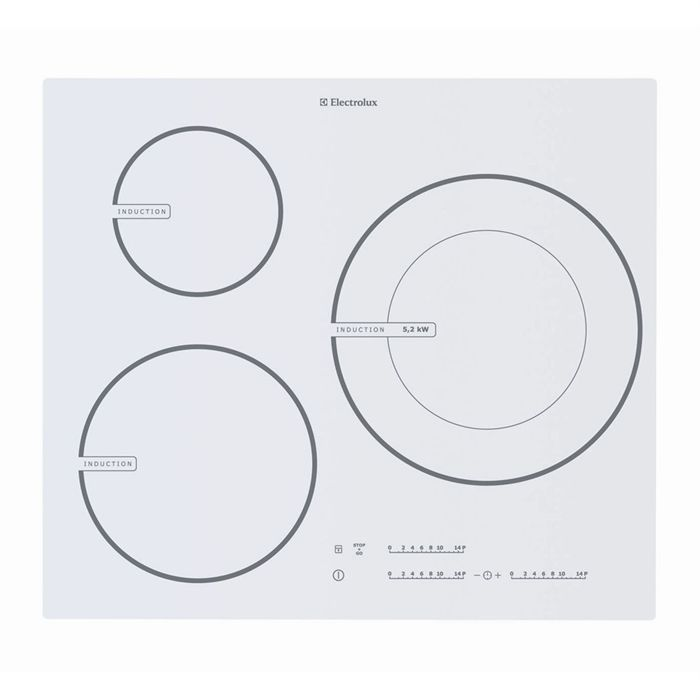 Electrolux Ehd60127iw Achat Vente Plaque Induction Cdiscount