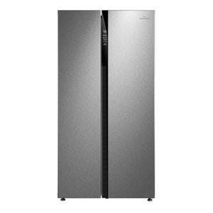 RÉFRIGÉRATEUR CLASSIQUE CONTINENTAL EDISON CERANF587IX - Réfrigérateur amé