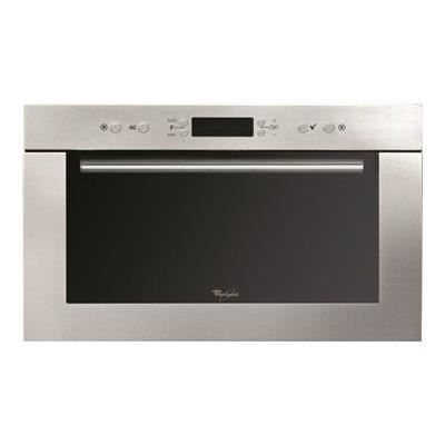 whirlpool amw737ix micro ondes grill crisp 1000w 31 l electrom nager. Black Bedroom Furniture Sets. Home Design Ideas