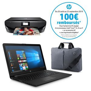 NETBOOK HP PC Portable 15-bs127nf - 15,5
