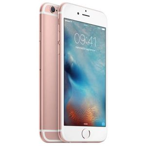 SMARTPHONE APPLE iPhone 6s Rose Or 128 Go