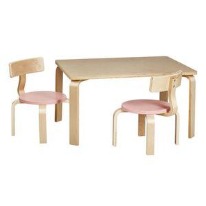 table et chaises pour enfants achat vente jeux et jouets pas chers. Black Bedroom Furniture Sets. Home Design Ideas