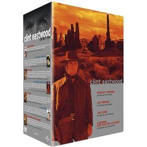 DVD FILM DVD Coffret clint eastwood : joe kidd ; sierra ...