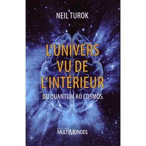 LIVRE ASTRONOMIE L'univers vu de l'intérieur