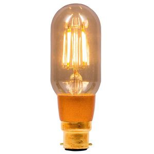 AMPOULE - LED 4w Ampoule tubulaire LED classique à filament Inte