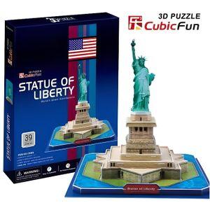 PUZZLE Puzzle 3D - New-York : Statue de la Liberté
