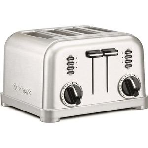 GRILLE-PAIN - TOASTER CUISINART CPT180E Grille-pain - Inox