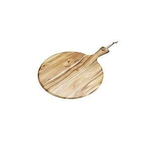 PLANCHE A DÉCOUPER Planche ronde en acacia
