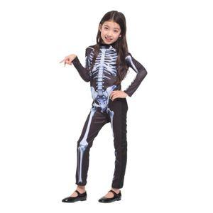 deguisement squelette enfant achat vente jeux et. Black Bedroom Furniture Sets. Home Design Ideas
