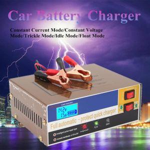CHARGEUR DE BATTERIE TEMPSA 12V/24V 10A Intelligent Chargeur de Batteri