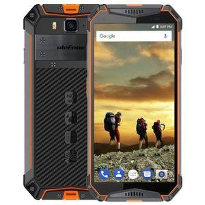 SMARTPHONE Smartphone Ulefone Armor 3 Orange 64Go 4G - IP69K/