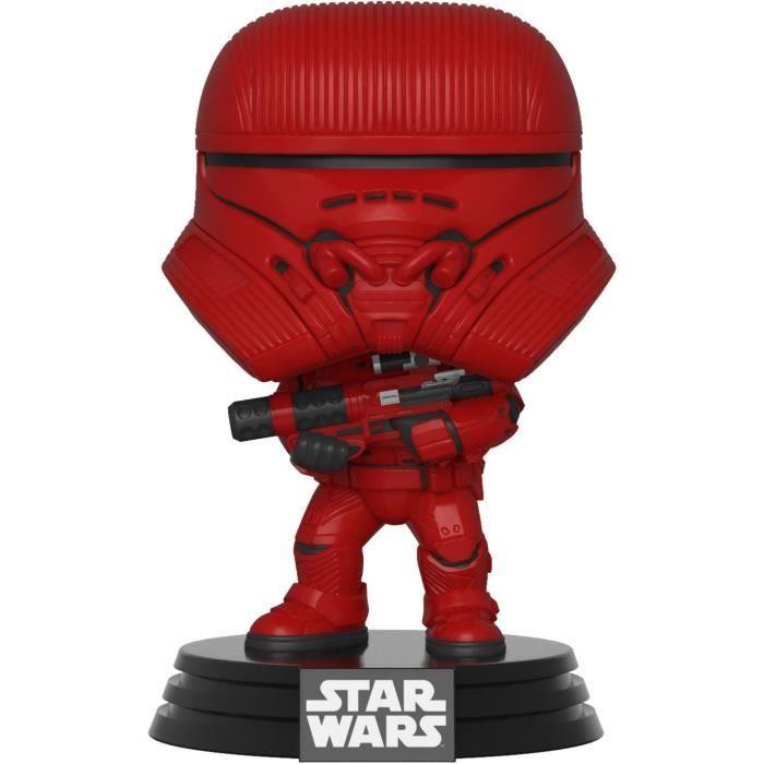 Figurine Funko Pop! Star Wars : Rise of Skywalker - Sith Jet Trooper