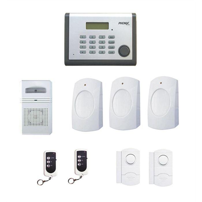 systeme d'alarme maison sans fils