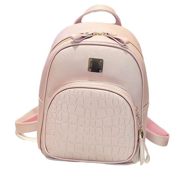 Nouveau mode femmes sacs à dos fille sac d'école de haute qualité dames sacs PK_BB * 275