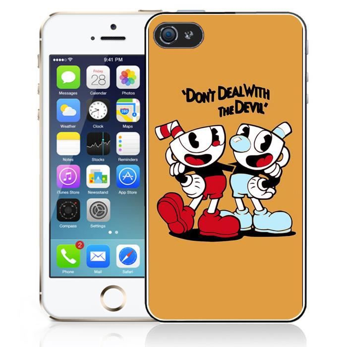 coque iphone 8 jeux video