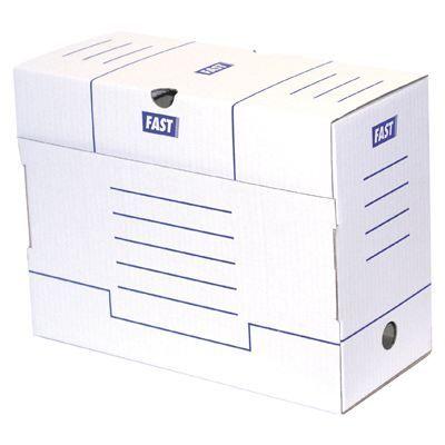 Boîte à archive FAST Lot de 25 boîtes d'archives  - Manuelle - 15