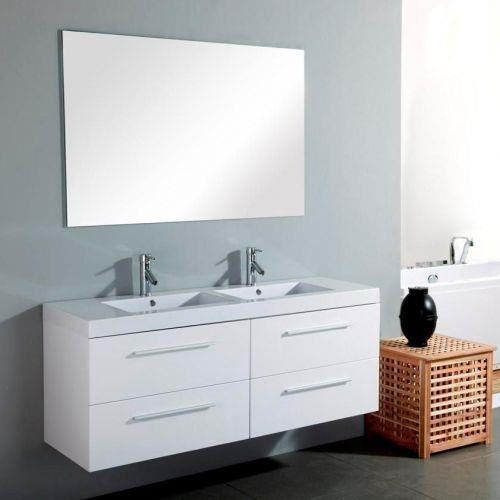 meuble double vasque 140 blanc Résultat Supérieur 15 Impressionnant Meuble Double Vasque 140 Stock 2018 Xzw1