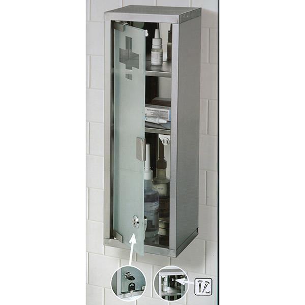 armoire pharmacie verticale achat vente armoire. Black Bedroom Furniture Sets. Home Design Ideas
