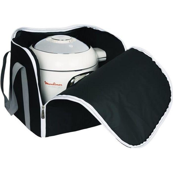 MOULINEX Accessoire XA607800 Housse de transport pour COOKEO , noir