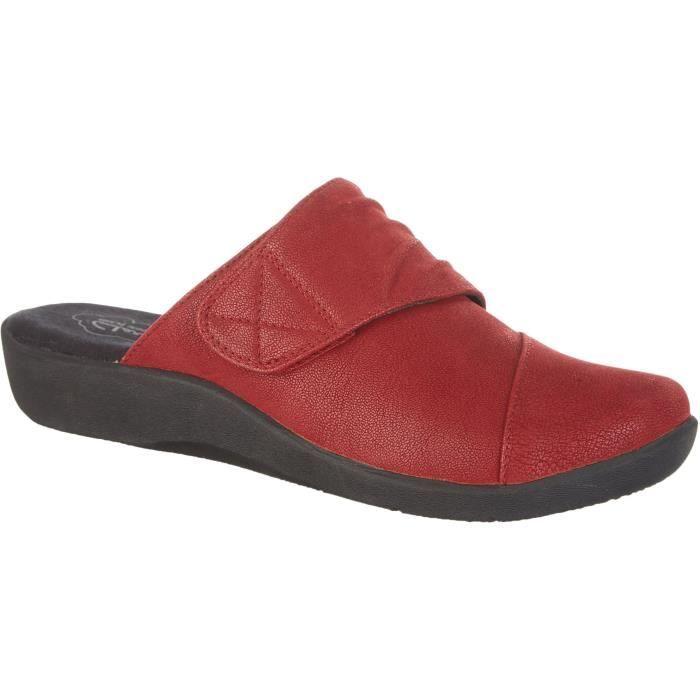Clarks Chaussures mule rhodes de femmes Q2FPB