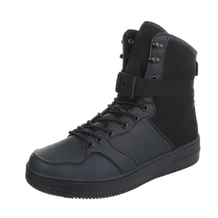messieurs Sneaker High Top   coureur chaussures de course   sportif Chaussures de loisirs   flâneurs Chaussures à lacets  