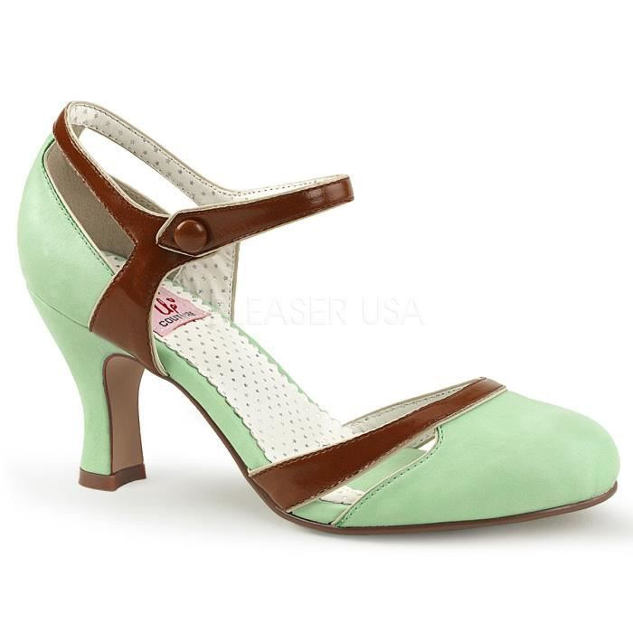 BOTTE Pin Up Couture FLAPPER-27 Chaussures