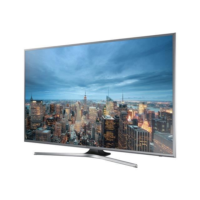 samsung tv ue50ju6800 uhd 4k 125cm 50 pouces led. Black Bedroom Furniture Sets. Home Design Ideas
