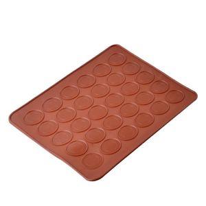 moule a macarons en silicone achat vente pas cher. Black Bedroom Furniture Sets. Home Design Ideas