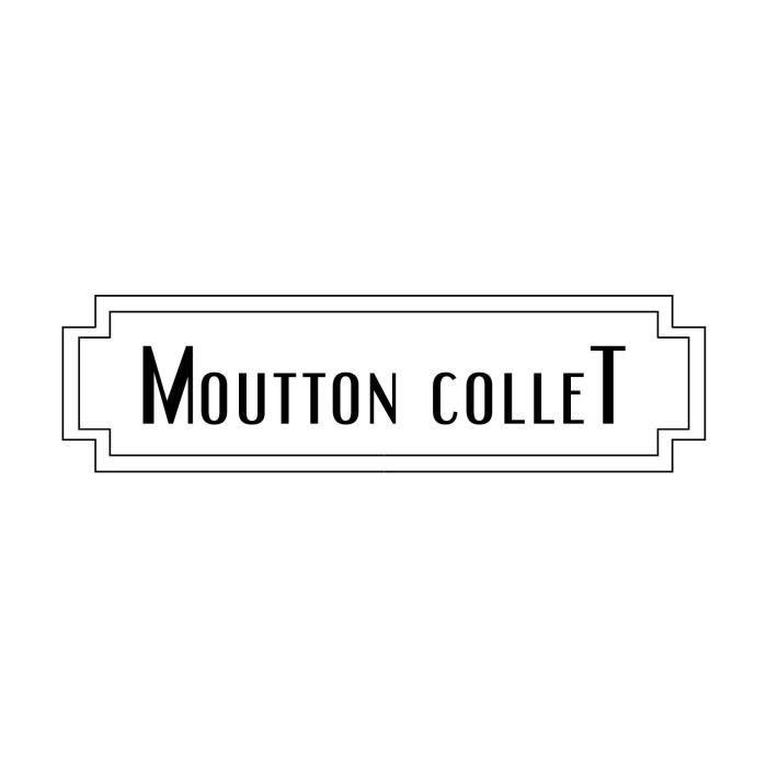 Mouton Collet - Fe211-14 - Boucles Doreille Femme - Laiton 12.0 Gr - Cristal T71CH