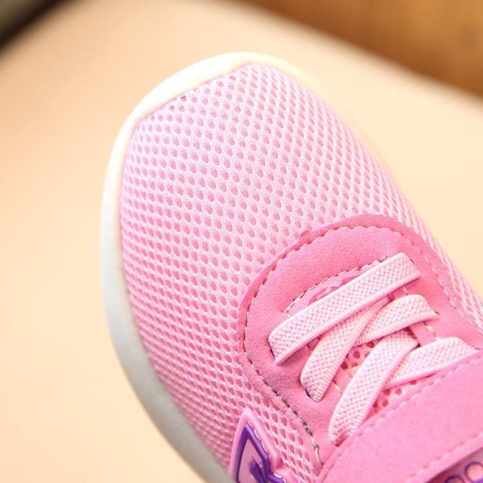 Nouvlle Baskets enfants Chaussures respirant Mixte rrtUWxAn