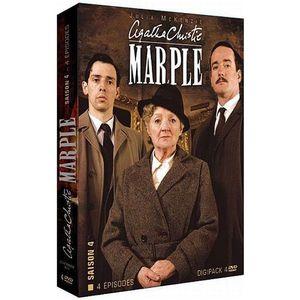 DVD SÉRIE DVD Coffret miss Marple, saison 4