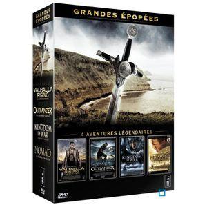 DVD FILM DVD Grandes épopées - Coffret - Valhalla rising +