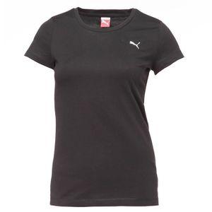 T-SHIRT PUMA T-shirt Manches Courtes Femme