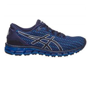 ASICS Chaussures de running Gel-Quantum 360 Noir et bleu