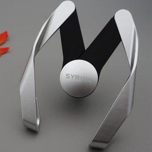 FIXATION - SUPPORT Téléphone portable Supports rose doré color- Air V