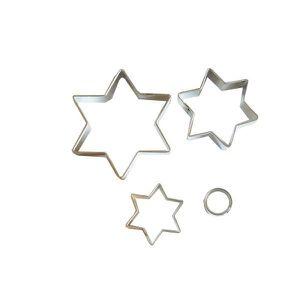 EMPORTE-PIÈCE  Emporte-pièces étoiles et rond