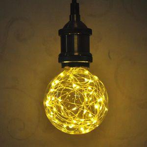 AMPOULE - LED G95 E27 Éclairage déCoratif de LED Style Vintage L