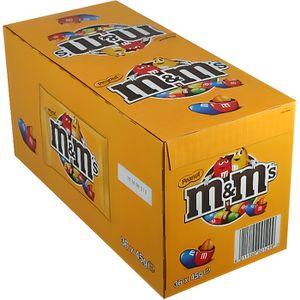 CONFISERIE DE SUCRE M&M'S Peanut Pack sachets de bonbons au chocolat a