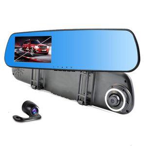 BOITE NOIRE VIDÉO Full HD 1080 P Dash Cam Voiture Dvr Caméra Miroir