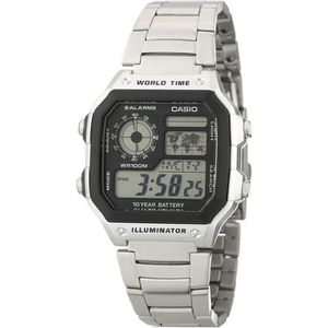 MONTRE CASIO Montre AE1200WHD1AVEF Homme