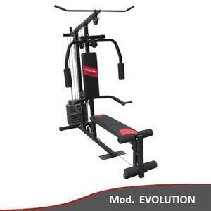 banc de musculation complet avec poids