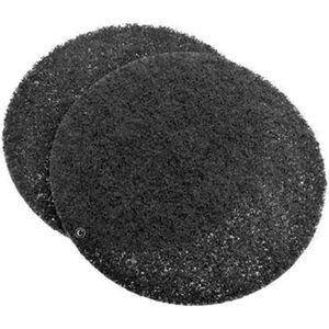 FILTRE POUR HOTTE Lot de 2 filtres charbon  pour Hotte BLOMBERG, BRA