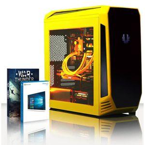 UNITÉ CENTRALE  VIBOX Submission 29.5 PC Gamer - AMD 8-Core, Gefor