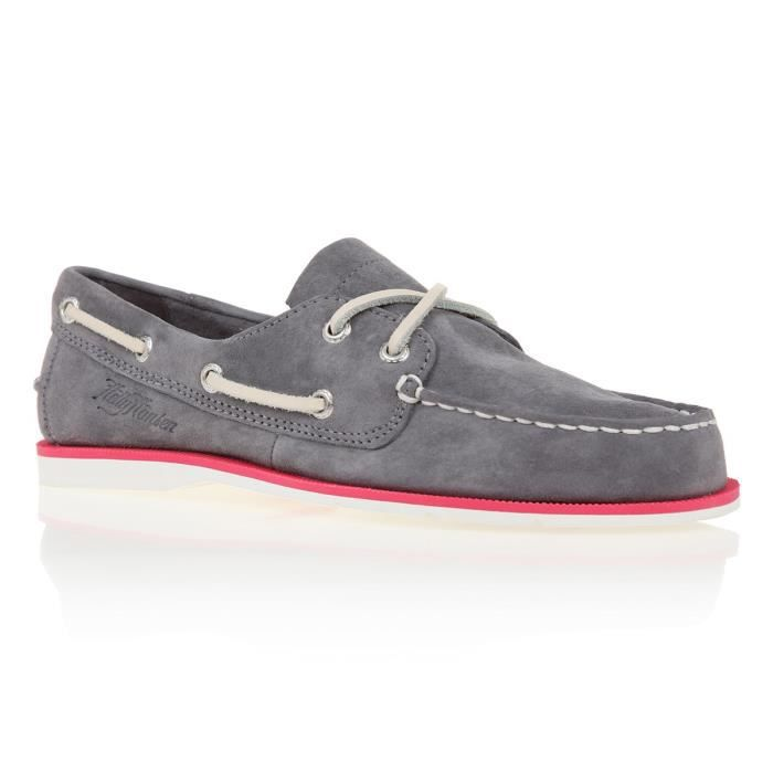 HELLY HANSEN Chaussures W Deck Classic - Gris