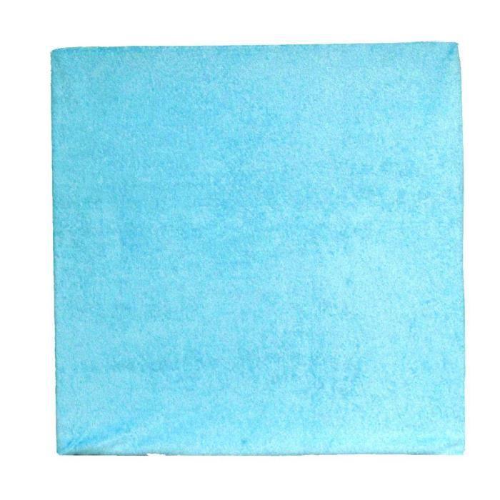 LOOPING Tapis de Parc Confort 87 x 87 cm Bleu Lagon